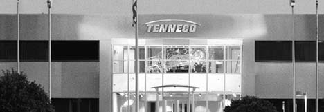 Tenneco U.S. locations